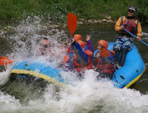Big Splash White Water Rafting